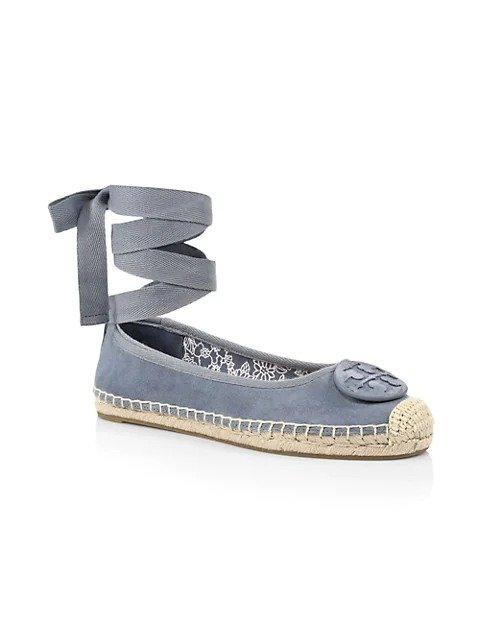 Minnie 芭蕾草底鞋