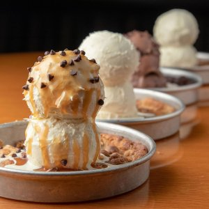 For $3 Limited TimeBJ's Restaurant & Brewhouse Get a Pizookie w/ Any Purchase