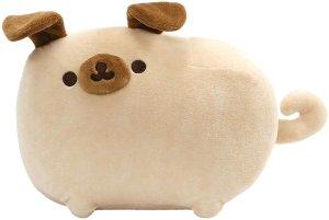 低至6.3折GUND 可爱胖吉猫玩具 封面款蠢萌狗$16