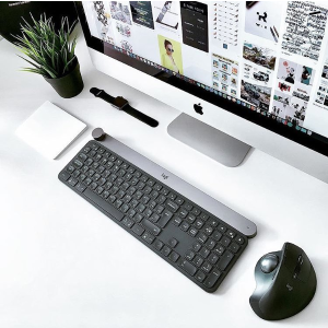 低至4折  £20收无线键盘Logitech 电脑游戏外设大促 办公、游戏专业选择