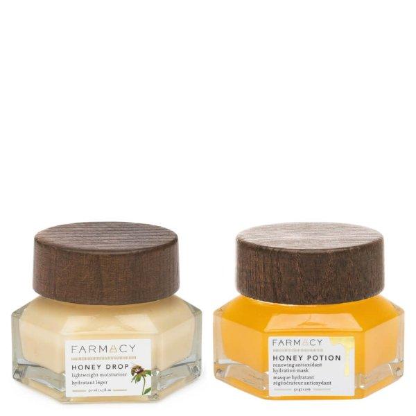 蜂蜜套装 面霜+面膜