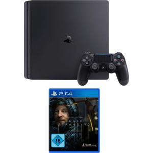 8.7折+新用户€15,买游戏机的好时机SONY Playstation 4  1TB  含《死亡搁浅》游戏光盘