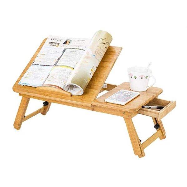 木质床上小书桌