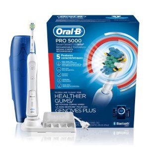 5000 智能电动牙刷