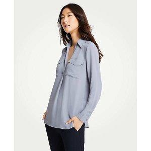 Ann TaylorCamp Shirt | Ann Taylor