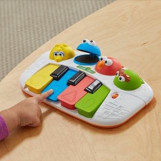 $7.99史低价:Playskool 芝麻街婴幼儿音乐启蒙玩具