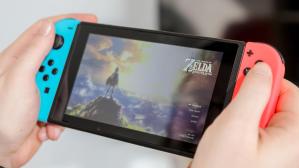 $408(原价$510) 包邮Nintendo Switch 任天堂游戏机 两色可选