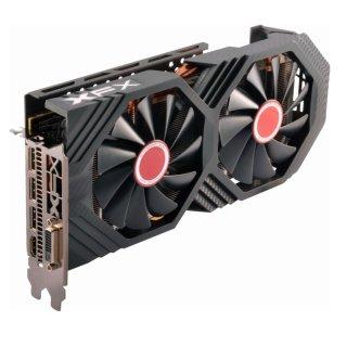 $189.99XFX AMD Radeon RX580 8GB GTS Black版 游戏显卡