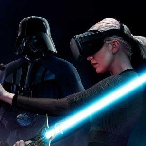 Vader Immortal Oculus Quest Bundle