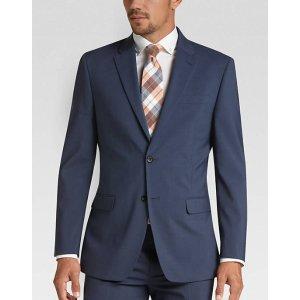 32b8bacdd30c1b Tommy Hilfiger Light Gray Slim Fit Suit - Men's Slim Fit | Men's Wearhouse