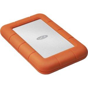 LaCie 4TB Rugged Mini USB 3.0 防震移动硬盘