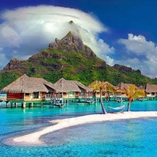 As low as $543 NonstopSan Francisco to French Polynesia Roundtrip Airfare