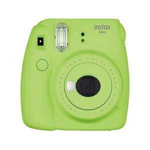 FujifilmInstax Mini 9 Instant Camera - Lime Green