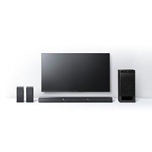 Sony HT-RT3 5.1声道 无线条形音响 6折特价