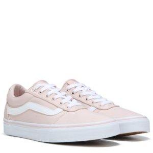VansWard系列粉色女鞋