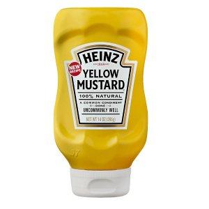 $3.29Heinz Ketchup,Mustard,Relish on Sale