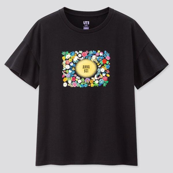 ANNA SUI合作T恤