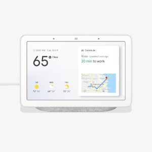 Pre-order: Google Home Hub - Dealmoon