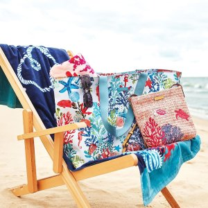 Up to 70% off + Extra 30% offSale Styles @ Vera Bradley