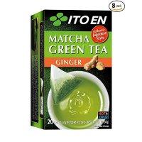 ITOEN 姜汁抹茶粉20包*8盒