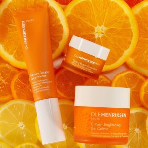 Free Mini 4-piece Set with $50+Ole Henriksen Skin Care Purchase