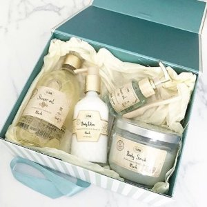 25% Off with Any Purchase+ Free Body Scrub with $69+ Purchase @ Sabon