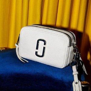 78折 £210收MJ相机包最后一天:Mybag 春日小白包闪促 MK、Marc Jacobs、Coach全都有
