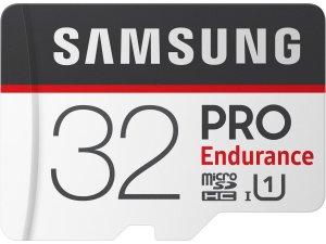 SAMSUNG 32GB PRO Endurance microSDHC