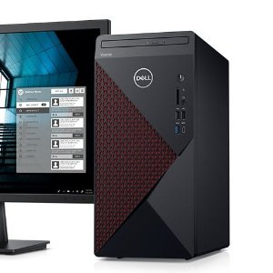 New Vostro 5000 Desktop (i7-9700, 1660Ti, 8GB, 256GB+1TB)