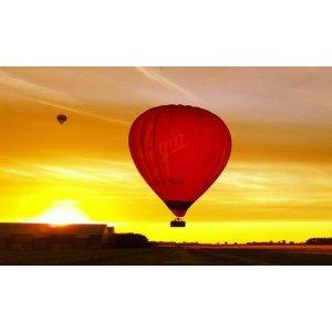 Groupon热气球之旅-2人