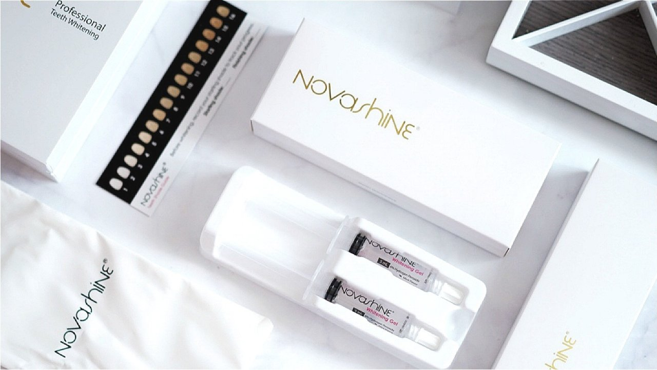 Novashine冷光美牙仪 还你自信笑容