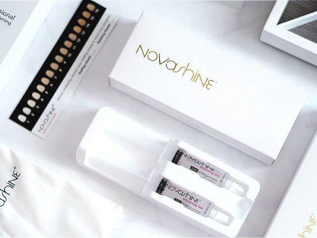 Novashine冷光美牙仪 还你...