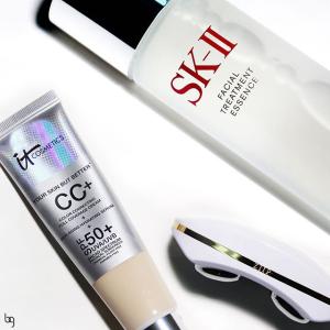 B-Glowing 美妆护肤品热卖 收超值装豆腐霜、神仙水套装