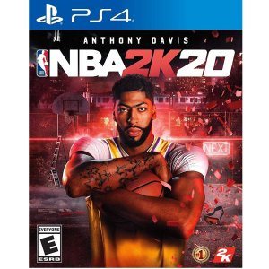 $49.99NBA 2K20 PlayStation 4 / Xbox One Pre-Order