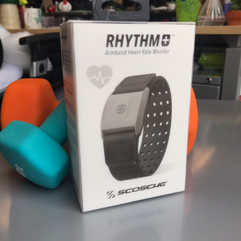 Editorial ReviewScosche+ Armband Heart Rate Monitor
