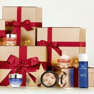 5.5折+满减€10 母亲节好礼之选Dr. Pierre Ricaud 礼盒套装来啦 全系列满足你的肌肤管理需求