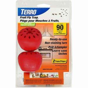 $8.08 凑单佳选TERRO T2502CAN 灭果蝇药 强力无毒 小飞虫强力杀手