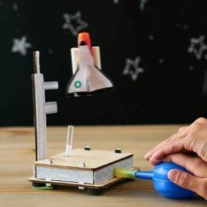 订阅3个月立减$10-$15Kiwico 儿童手工盒子网站 0-16岁+都适合 新上发射的飞船