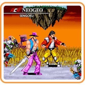 ACA NEOGEO SENGOKU for Nintendo Switch - Nintendo Game Details