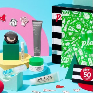 仅$9收最高价值$55礼包Sephora 现有play! box 热卖 6件豪华中样等你来收