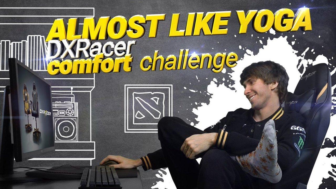 你和职业电竞选手之间,可能只差这一把椅子