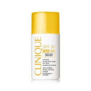 CliniqueSPF 30 防晒乳