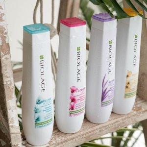 6.5折起  发膜$18美国专业洗发护发品牌Biolage热卖  重塑健康秀发