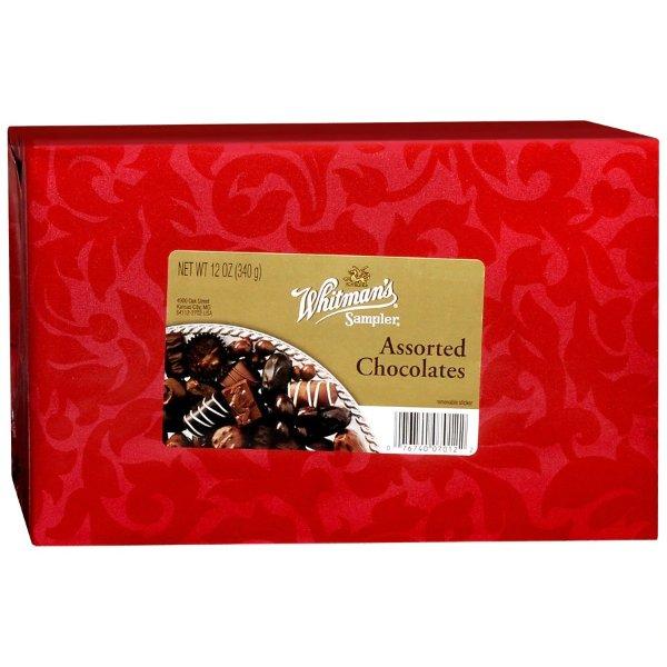 混合巧克力盒