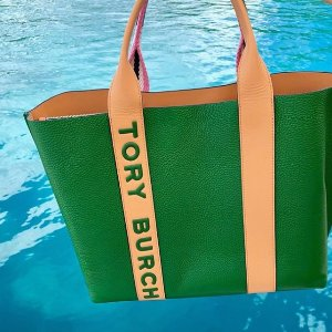低至6折 £105收经典老花款Tory Burch 夏季大促Tote包包专场 实用方便、颜值赛高!