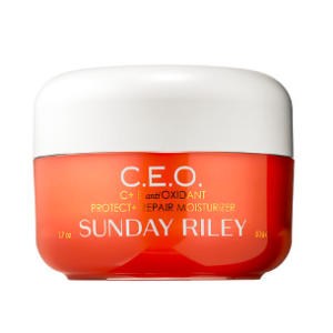 C.E.O. C + E antiOXIDANT Protect + Repair Moisturizer - SUNDAY RILEY | Sephora