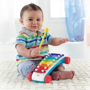 低至6.8折, $14.97收封面款扬琴Fisher-Price 费雪儿童玩具清仓,开启宝宝无限想象力