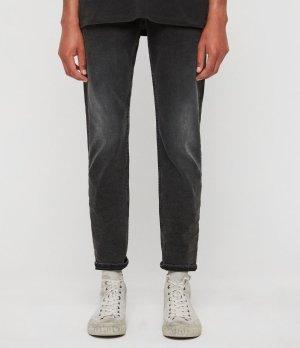 ALLSANTS 水洗灰牛仔裤