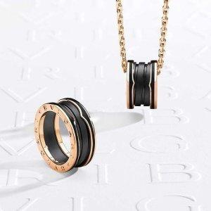 定价优势 戒指$675起Bvlgari 定价优势专场 经典蛇头包、高颜值贝母项链