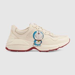 Gucci - Doraemon x Gucci men's Rhyton sneaker